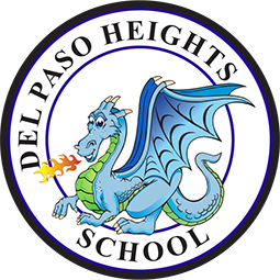 Del Paso Heights Elementary Logo